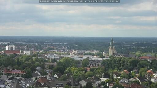 Dettagli webcam Paderborn